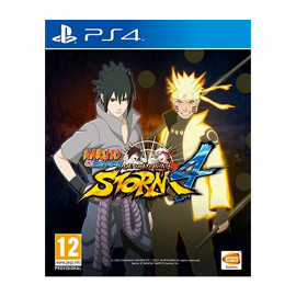 Naruto Shippuden: Ultimate Ninja Storm 4 PS4 (UK)