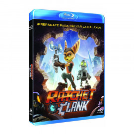Ratchet and Clank BluRay (SP)