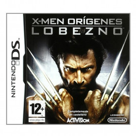 X-Men Origenes Lobezno DS (SP)