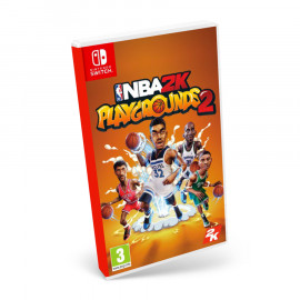 NBA 2K Playgrounds 2 Switch (SP)