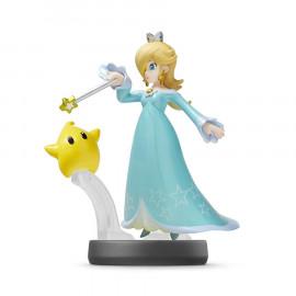 Figura Amiibo Rosalina & Luma Coleccion Super Smash Bros