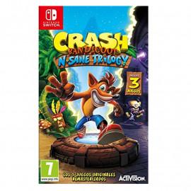 Crash Bandicoot N.Sane Trilogy Nintendo Switch (SP)