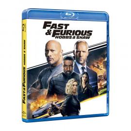 Fast & Furious: Hobbs & Shaw (2019) BluRay (SP)
