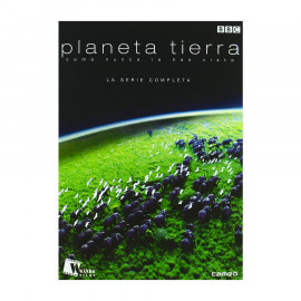 Planeta Tierra Serie Completa DVD