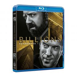 Billions Temporada 1 BluRay (SP)
