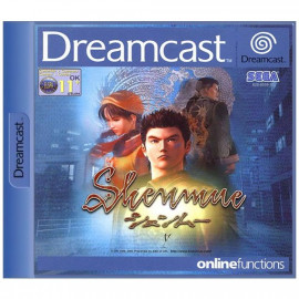 Shenmue DC (SP)