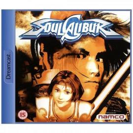 Soul Calibur DC (SP)