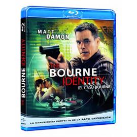 The Bourne identity BluRay (SP)