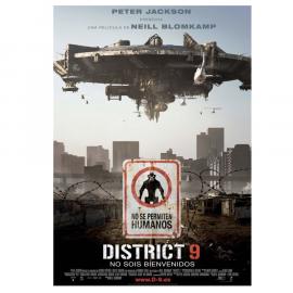 District 9 BluRay (SP)