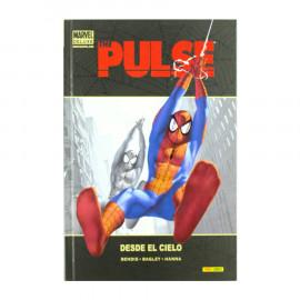 Comic Marvel Deluxe The Pulse Desde el Cielo Panini 01