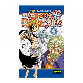 Manga The Seven Deadly Sins Norma 07