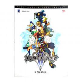 Guia Oficial Kingdom Hearts II