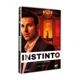 Instinto Temporada 1 DVD