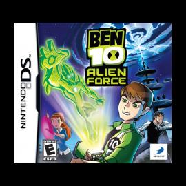 Ben 10 Alien Force DS (SP)