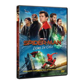 Spider-Man: Lejos de Casa DVD
