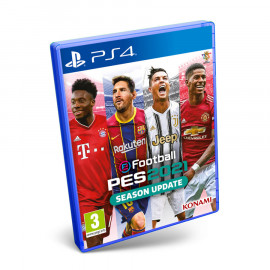 eFootball PES 2021 Season Update PS4 (SP)