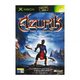 Azurik Rise of Perathia Xbox (SP)