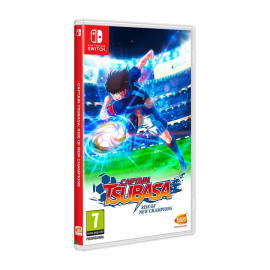 Captain Tsubasa: Rise of New Champions Oliver y Benji Switch (SP)
