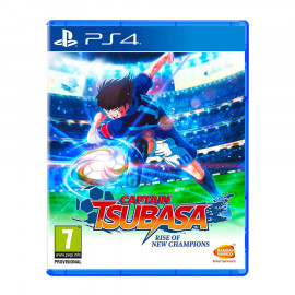 Captain Tsubasa: Rise of New Champions Oliver y Benji PS4 (SP)