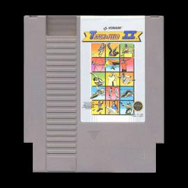 Track & Field II NES