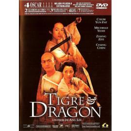 Tigre y Dragon DVD