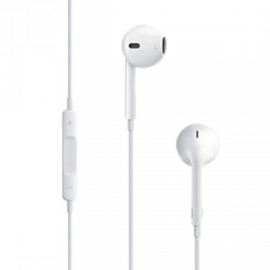 Auriculares Multifuncion iPhone Blancos