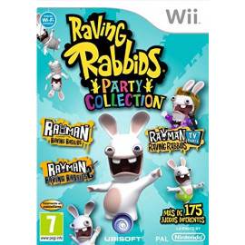 Raving Rabbids Party Collection Wii (SP)