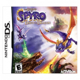 Spyro, La leyenda: La Fuerza del Dragon DS (SP)
