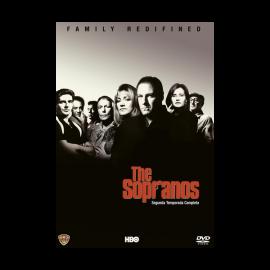 Los Soprano Temporada 2 (13 Cap) DVD