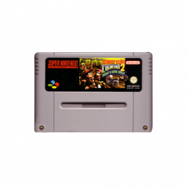 Donkey Kong Country 2 Diddy,s Kong Quest SNES