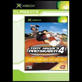 Tony Hawk Pro Skater 4 Classics Xbox (SP)
