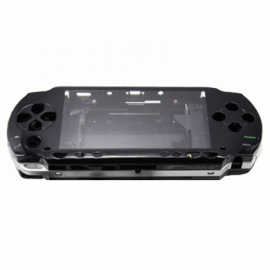 Carcasa Completa Negra PSP