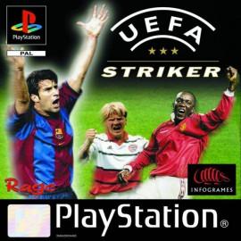 UEFA Striker PSX (SP)