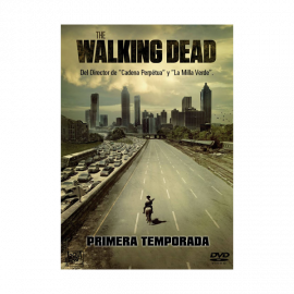 Walking Dead Temporada 1 DVD