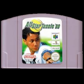 All Star Tennis 99 N64