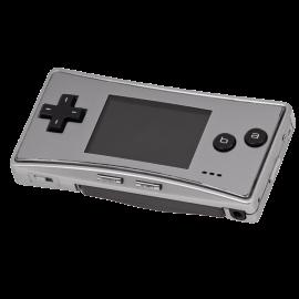 Game Boy Micro Plata