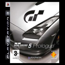 Gran Turismo 5 Prologue PS3 (SP)