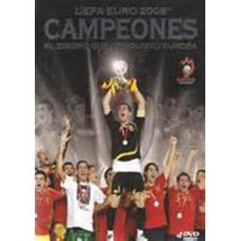 UEFA Euro 2008 Campeones el Equipo que Conquisto Europa DVD