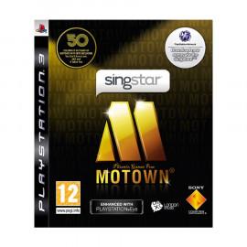 Singstar Motown PS3 (SP)