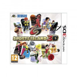 Sports Island 3D 3DS (SP)