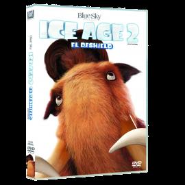Ice Age 2: El deshielo DVD