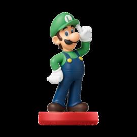 Figura Amiibo Luigi Coleccion Super Mario