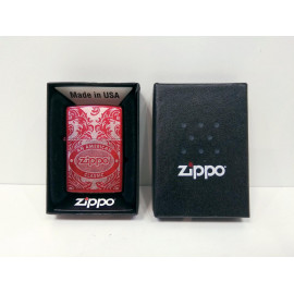 Encendedor Zippo an American Classic Red E