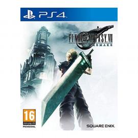 Final Fantasy VII Remake PS4 (SP)
