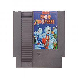 Snow Brothers NES