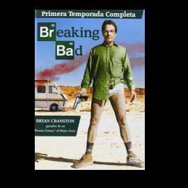 Breaking Bad Temporada 1 (7 cap) DVD