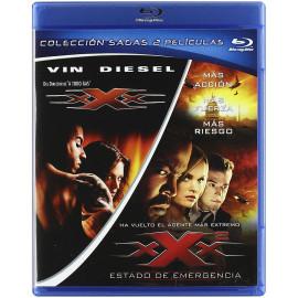 XXX + XXX 2 BluRay (SP)