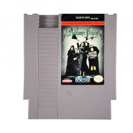 The Addams Family NES