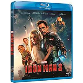 Iron Man 3 BluRay (SP)