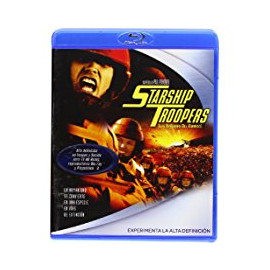 Starship Troopers BluRay (SP)